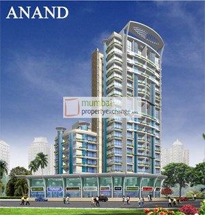 Anand Tower image