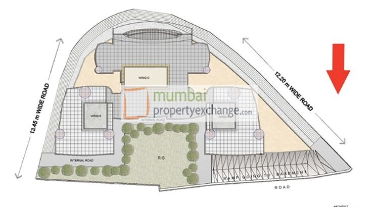 Anand Tower Layout