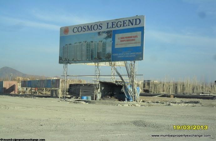 Cosmos Legend 13 March 2013