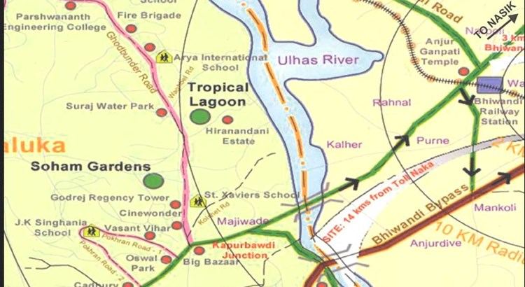 Tropical Lagoon Hibiscus Location Map