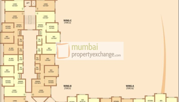 Gokul Solitaire Floor Plan