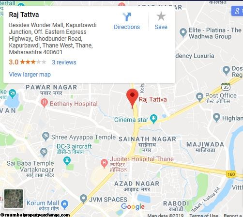 Raj Tattva Raj Tattva Location map