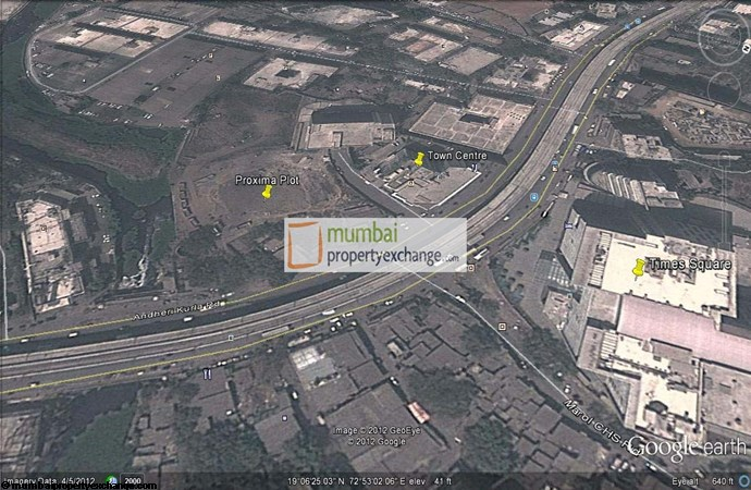 Proxima Google Earth