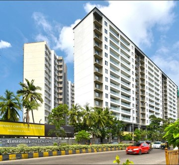 Rustomjee Elements, Juhu