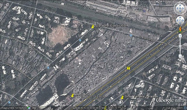 Suprabhat Classic Google Earth