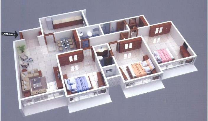 Royal Court Floor Plan