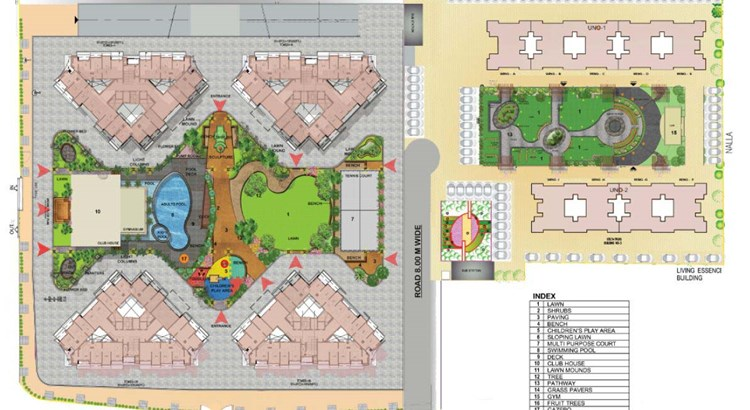 Spring Grove Phase IV Floor Plan