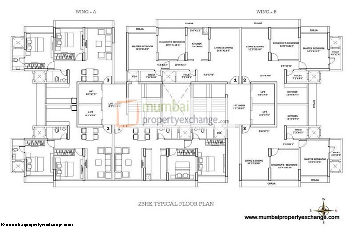 Parinee Adney Floor Plan