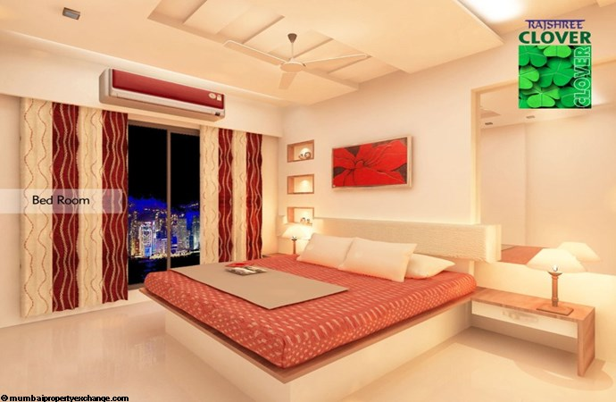 Rajshree Clover Bedroom 2