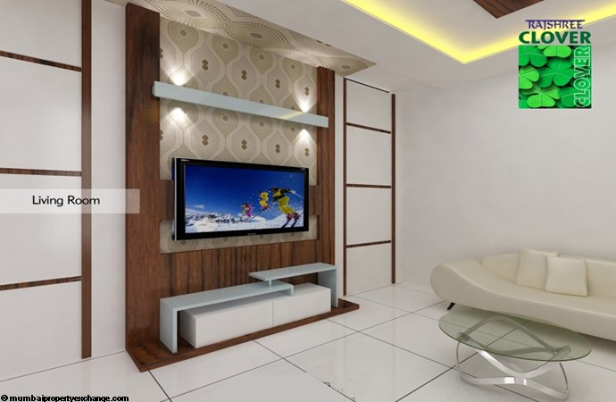 Rajshree Clover Living Room