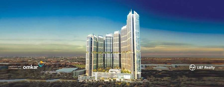2 BHK apartment for Sale in Crescent Bay, Parel