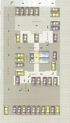 Reza Grandeur Floor Plan for 1st Floor