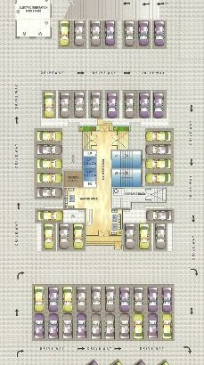 Reza Grandeur Floor Plan for Grnd Floor