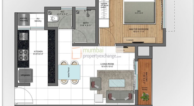 Cheshire Floor Plan