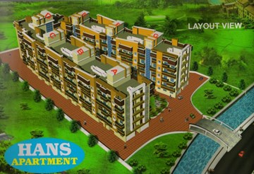 Hans Apartment, Vasai
