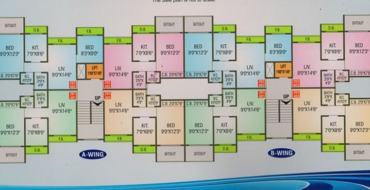 Hans Apartment Floor Plan