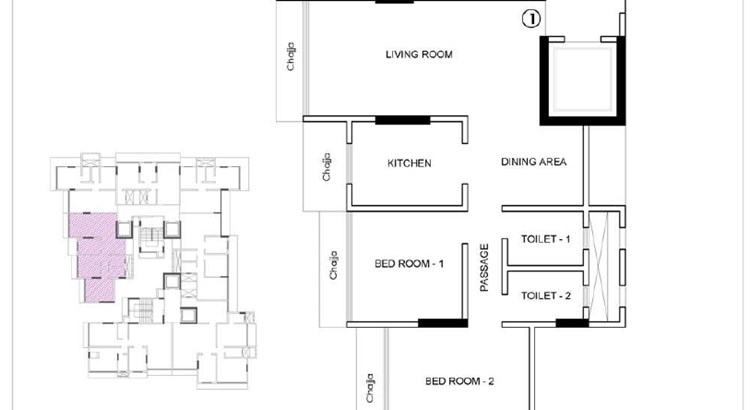 Aquina Floor Plan