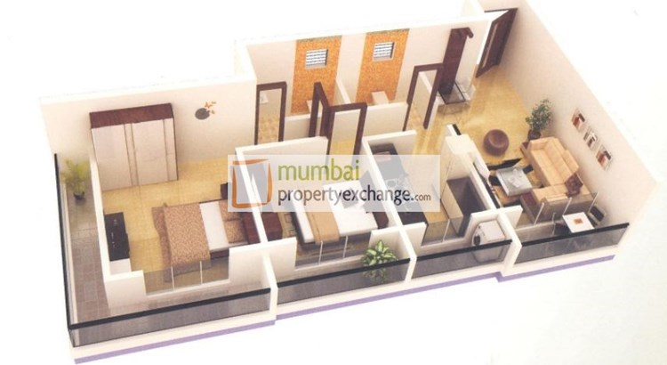 Yashwant Height Floor Plan