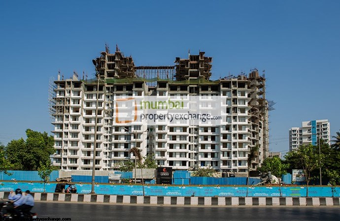 Ruparel Orion Ruparel Orion Elevation as of June 2019