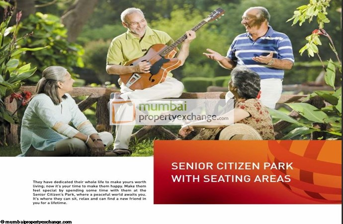 Ruparel Orion Ruparel Orion Senior Citizen Area