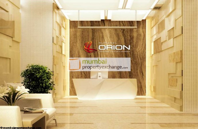 Ruparel Orion Ruparel Orion  Lobby
