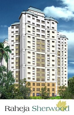 2 BHK apartment for Rent in Raheja Sherwood, Goregaon East