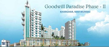 Goodwill Paradise Wing F and G, Kharghar