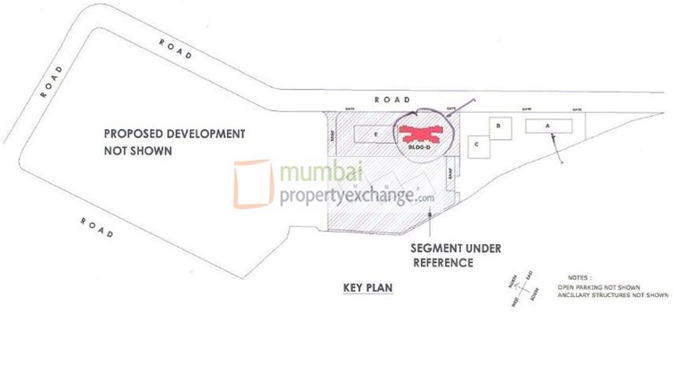 Raheja Residency  Layout