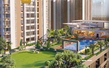 Runwal Garden City Lily, Thane West