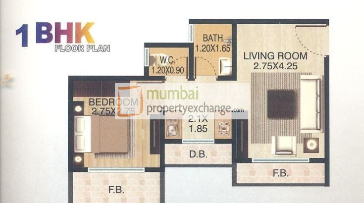 Sheetal Deep Floor Plan