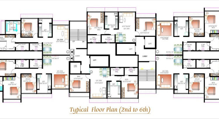 New Vinay Floor Plan