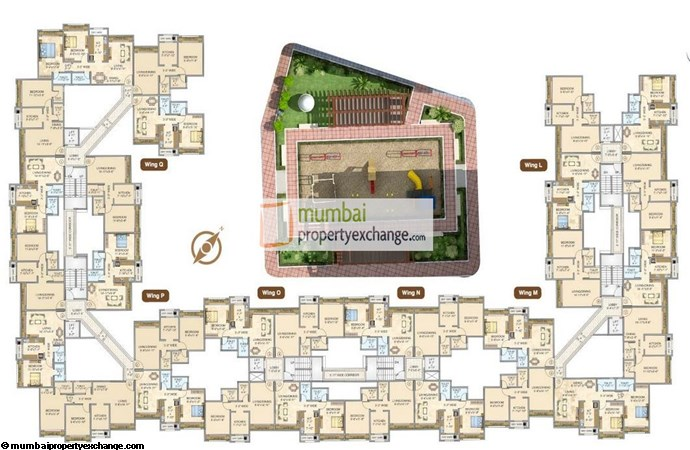 Veena Dynasty Floor Plan