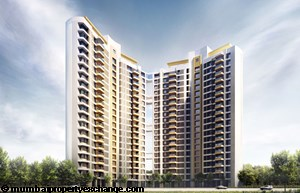 3 BHK APT FOR SALE IN SIDDHACHAL ELITE