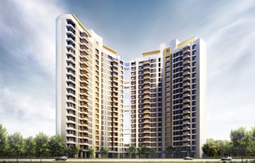 Siddhachal Elite, Thane West