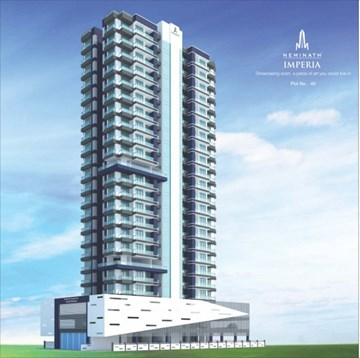 Neminath Ocean View, Andheri West