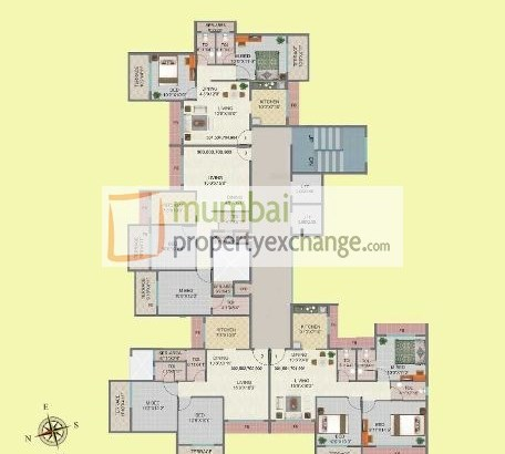Jewel Ekvira Odd Floor Plan