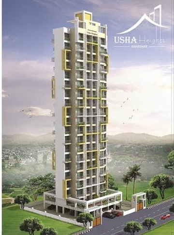 Usha Height, Kharghar