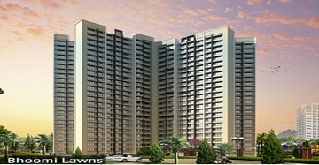 Bhoomi Lawns, Thane West