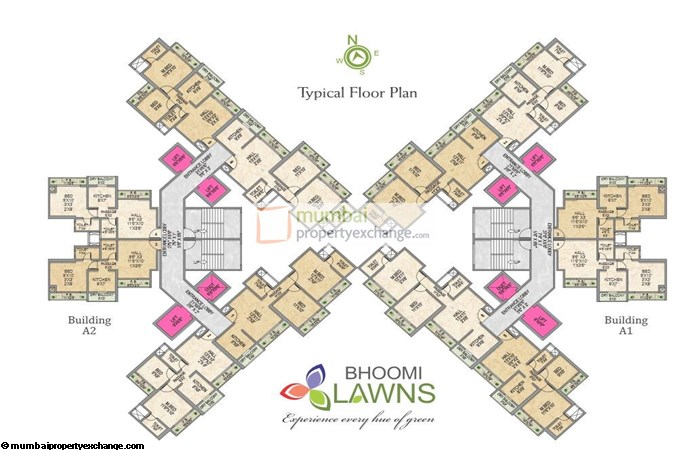 Bhoomi Lawns Phase 1 Floor Plan