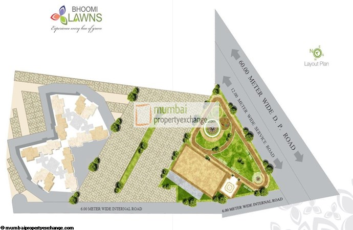 Bhoomi Lawns Phase 1 Layout