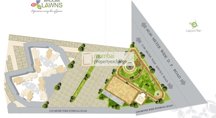 Bhoomi Lawns Layout