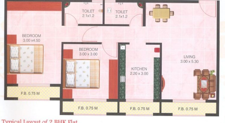 Sai Smit Floor Plan