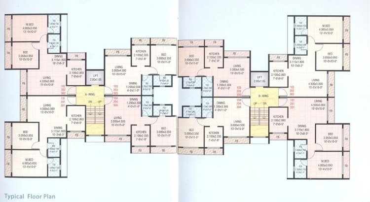 Dreamland Floor Plan