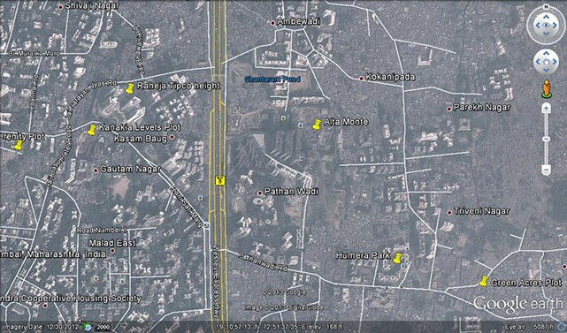 Omkar Altamonte Google Earth