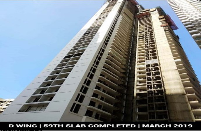 Alta Monte Tower D Omkar Alta Monte D Construction Update