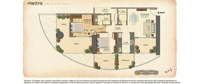 Omkar Veda Floor Plan 5