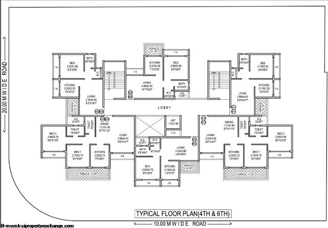 Someshwar Floor Plan