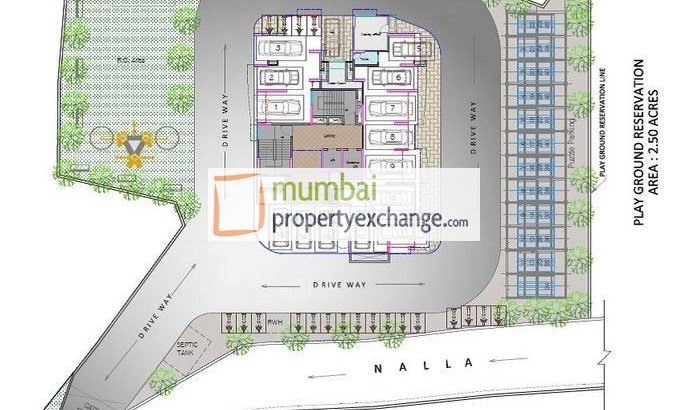 Vijay Residency Layout