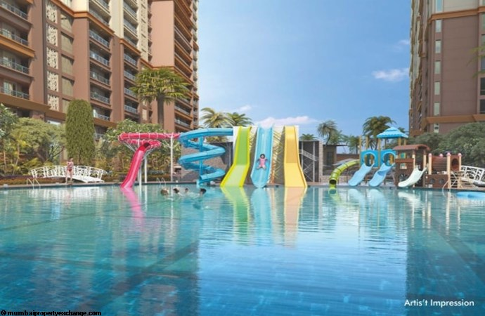 Sai World City - I Sai World City Amenities - 10 (Kids Swimming Pool)