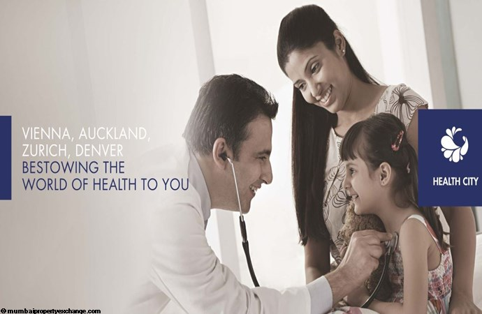 Sai World City - I Sai World City Amenities - 13 (Health Care)